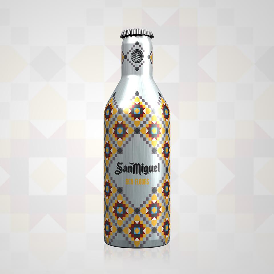 Barcelona_botella_SanMiguel_1