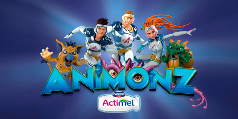 Actimel Kids Animonz